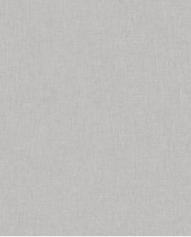 Papier peint Caselio Linen 2 Gris 68529294