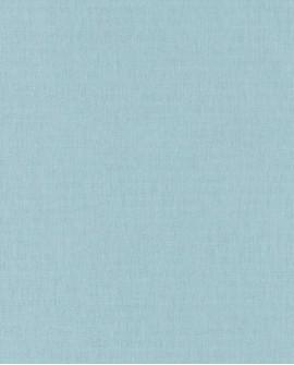 Papier peint Caselio Linen 2 Bleu ciel 68526212