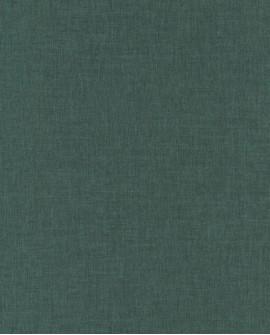 Papier peint Caselio Linen 2 Vert 68527272