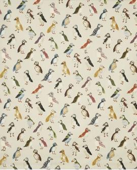 Tissu Prestigious Textiles Puffin Driftwood 5029/199