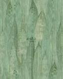 Papier peint Esta Home Jungle Fever Feuilles Vert 138986