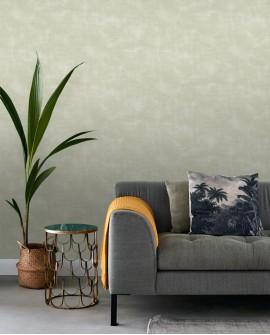 Papier peint Esta Home Jungle Fever Uni Taupe 139018