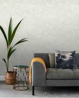 Papier peint Esta Home Jungle Fever Uni Beige 139017
