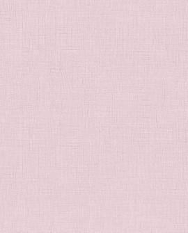 Papier peint Lutèce Babyland Uni Etamine Rose 5482