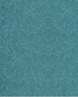 Papier peint glamour Casélio Mystery Protection Bleu canard MYY101616719