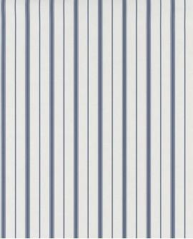Papier peint maritime Casadeco Rivage Lexington Bleu RIVG84046515