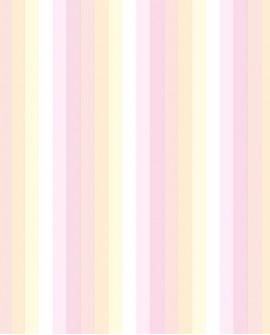 Papier peint enfants Esta Home Little Bandits Rayures Rose et beige 138924