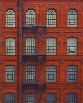 Panoramique urbain Beauty Full Image Immeuble BFI69528112