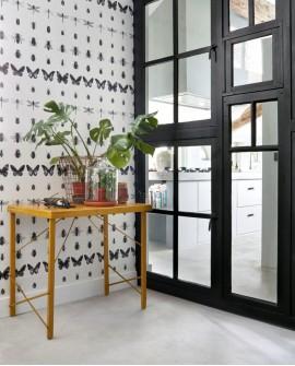Panoramique Esta Home Photowalls XL² Insectes Noir 158827