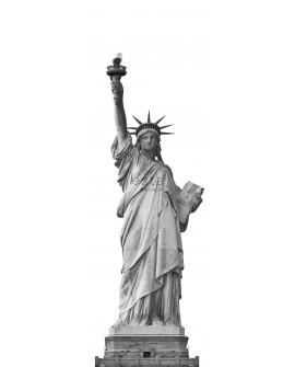 Panoramique urbain Esta Home Photowalls XL² Statue de la Liberté 157701