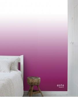 Panoramique Esta Home Photowalls XL² Dégradé Rose 158819