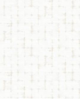 Papier peint faux uni Casadeco Utopia Fiction Blanc UTOP85150121
