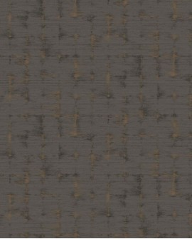 Papier peint faux uni Casadeco Utopia Fiction Noir UTOP85159363