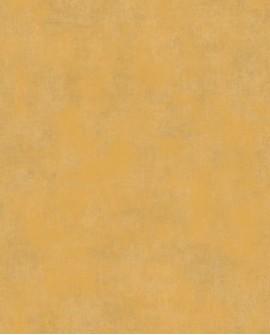 Papier peint Casadeco Montségur Uni Jaune Curry MTSE80832661