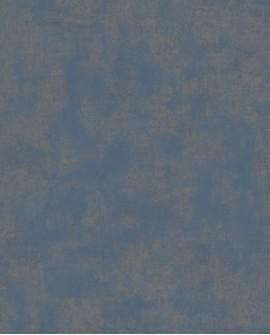 Papier peint Casadeco Montségur Uni Bleu Encre MTSE80836466