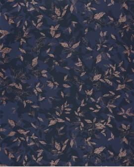 Papier peint Jardins Suspendus Casadéco Gadagne Bleu nuit DSP85206501