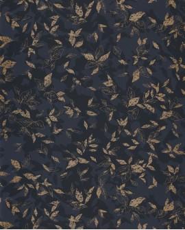 Papier peint Jardins Suspendus Casadéco Gadagne Noir JDSP85209303