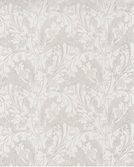 Papier peint vintage Oxford Casadeco Elisabeth Blanc OXFD84110208