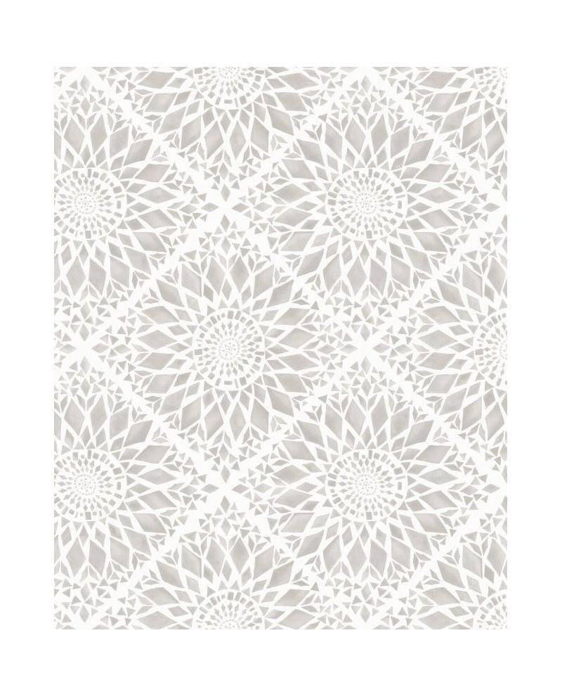 Papier peint rasch cabana carreaux soleil gr ge 140 148609 for Papier peint carreaux