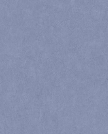 Papier peint uni Jardins Suspendus Casadéco Kiosque Bleu denim JDSP82386336