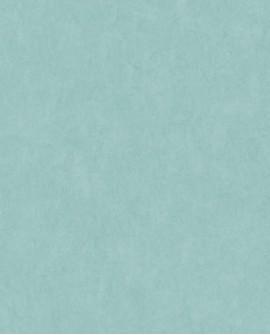 Papier peint uni Jardins Suspendus Casadéco Kiosque Bleu turquoise JDSP82386226