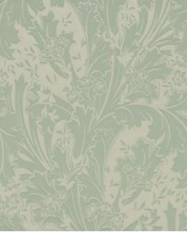 Tissu arabesques Oxford Casadeco Elisabeth Amande OXFD84277107