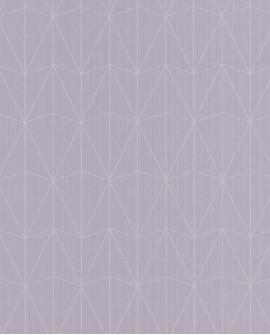 Papier peint géométrique Caselio SCARLETT CHRYSLER GRIS SRL100449090