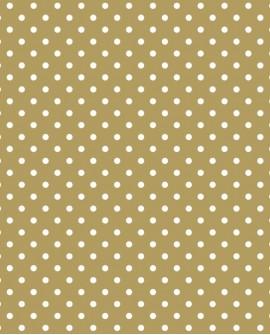 Papier peint Black, White and Gold Esta Home Pois Blanc 139114