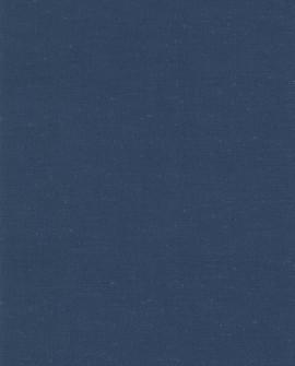 Papier peint Lutèce Bensimon Uni maille Bleu Marine 51201211