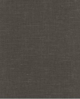 Papier peint uni Lutece Séjours et Chambres Toile Anthracite 51195409