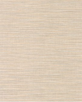 Papier peint uni Wara imitation paille japonaise Beige WARA69581110