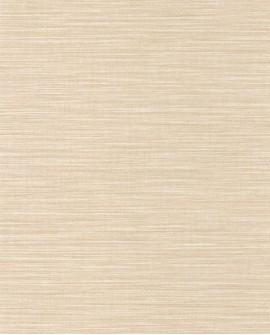 Papier peint uni Wara imitation paille japonaise Beige WARA69581350