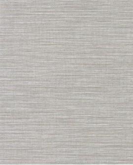 Papier peint uni Wara imitation paille japonaise Gris WARA69589244