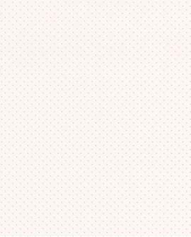 Papier peint enfant Lutèce Tartine & Chocolat Pois expansés Rose fond blanc 13054603
