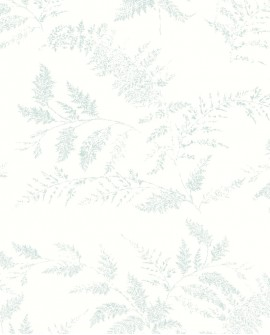 Papier peint enfant Lutèce Tartine & Chocolat Fougère Vert 36200504