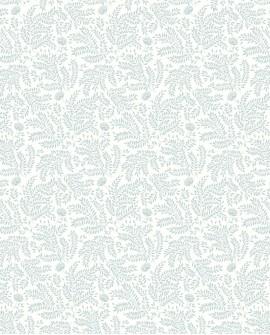 Papier peint enfant Lutèce Tartine & Chocolat Feuillage iodé Vert 36200304