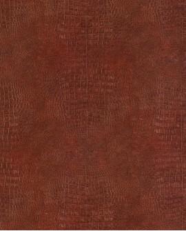 papier peint lut ce sauvage crocodile rouge g67511. Black Bedroom Furniture Sets. Home Design Ideas