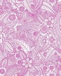 Papier peint Esta Home Cabana Flower Fuchsia 148614