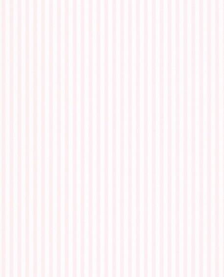 Papier peint enfant Lutèce Tartine & Chocolat Rayures Rose 36162303