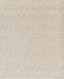 Papier peint Lutèce Sauvage Mosaïque Écru G67423