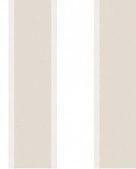 Papier peint Jeux de Rayures 2 Rayure beige et blanc G67553