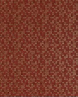 Papier peint Lutèce Sauvage Mosaïque Rouge G67424