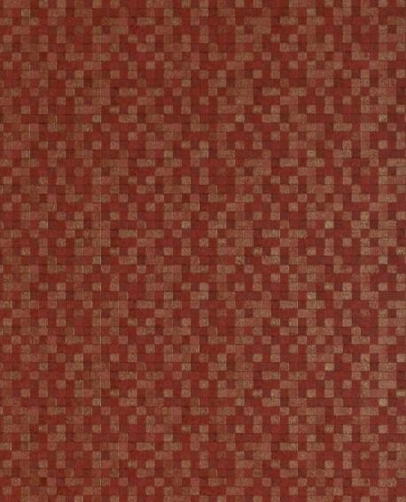 papier peint lut ce sauvage mosa que rouge g67424. Black Bedroom Furniture Sets. Home Design Ideas