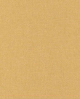 Papier peint Caselio Linen 2 Jaune 68522120