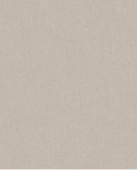 Papier peint Caselio Linen 2 Taupe 68521716
