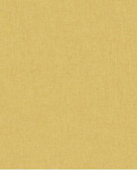 Papier peint Caselio Linen 2 Jaune or 68522020