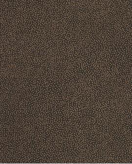 Papier peint à pois Caselio Sea You Soon Sparkle Noir or SYO101739024