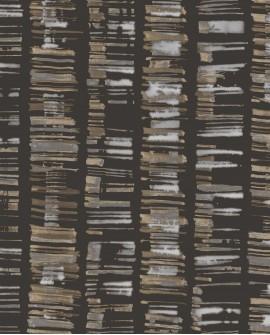 Papier peint Lutece Bamako Aztèque Gris et beige G78281