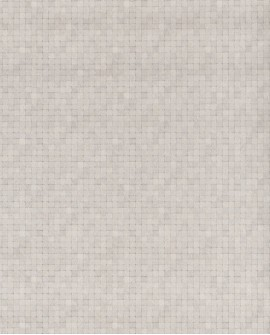 Papier peint Lutèce Sauvage Mosaïque Gris G67421