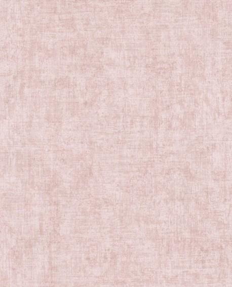 Papier peint uni New Walls AS Creation Rose 37423-2